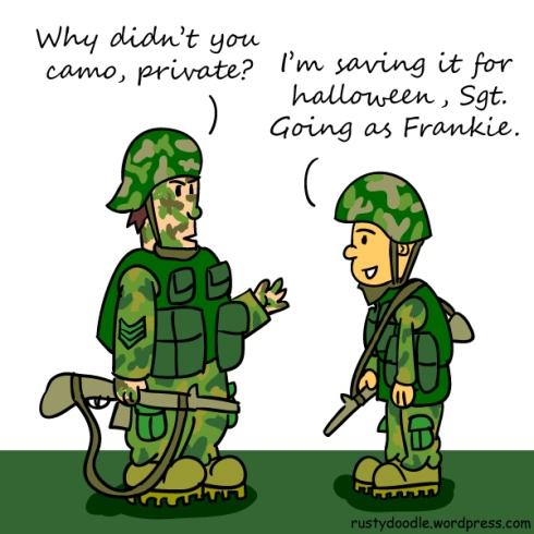Camo Soldier