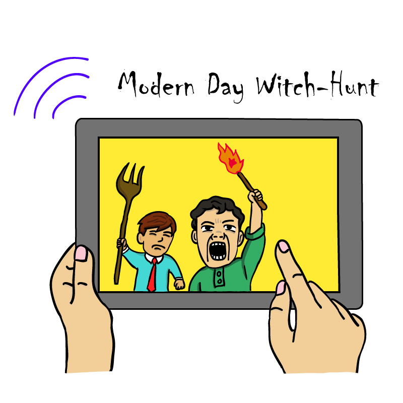 witch hunting in the modern world To what extent was the protestant reformation responsible for the witch-hunts in the years 1520-1650 by dan horn the protestant reformation (1517-1648) initiated a period of doctrinal insecurity within the early modern mind in challenging the terms of witch hunting were a.