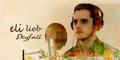 Eli Lieb Skyfall Cover