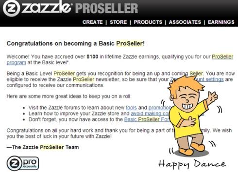 Zazzle Proseller Program