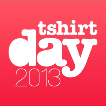 International T-shirt Day 2013