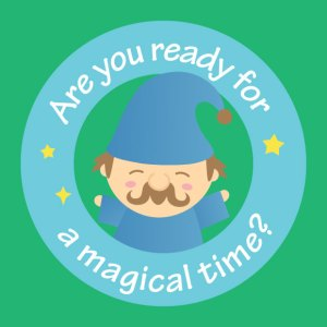 Free Wizard Birthday Party Printables at mrpartyideas.com